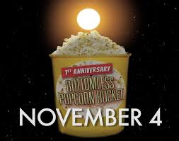 Holstein State Theatre Bottomless Bucket of Popcorn