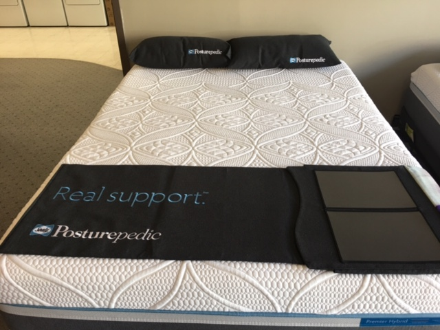 sealy orthopedic mattress eberts appliance sealy posturepedic queen mattress