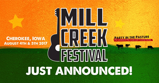 2 Day Pass to Mill Creek Festival