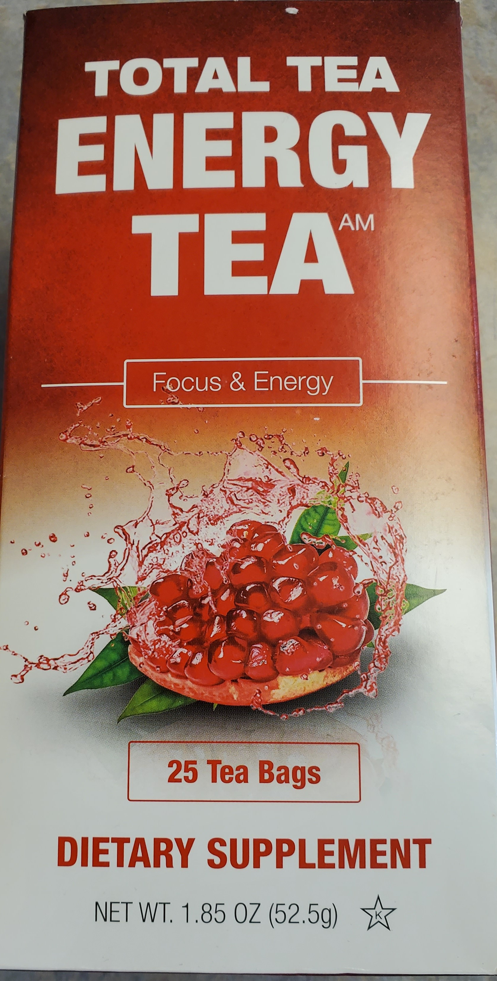 Total Tea Energy