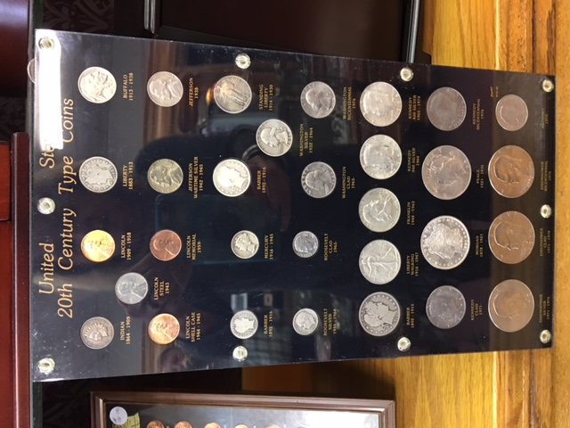 31 Coin Collection United States 20th Century