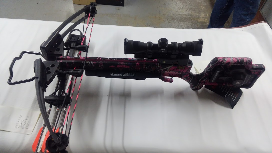 Wicked Ridge Lady Ranger Cross Bow from Southern Archery